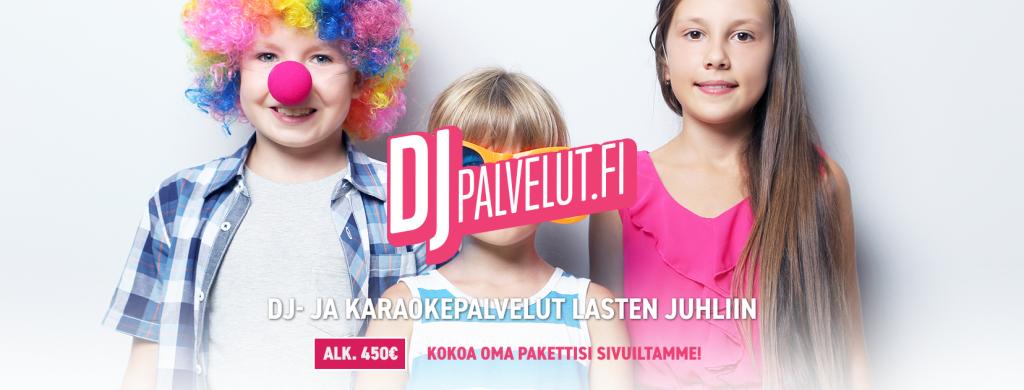 Dj lasten juhliin DJ palvelut Tampereella - HääDJ, BileDJ, Dj Turku, Dj Helsinki, Dj Lahti, Dj Jyväskylä, Dj rauma, Dj Espoo, Dj Vantaa Dj Juhliin,