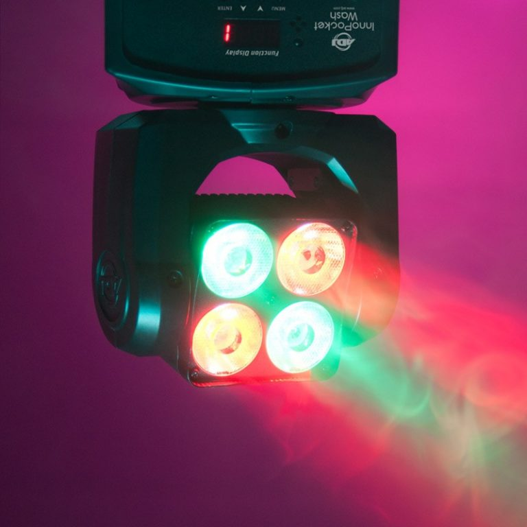Liikkuva valo (Inno Pocket Wash)